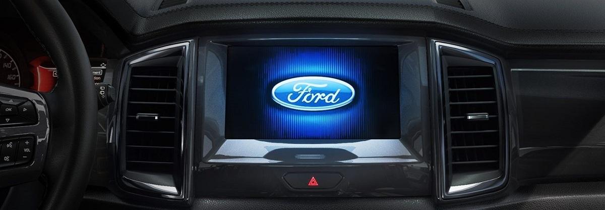 Công nghệ Trên Ford Everest Mới