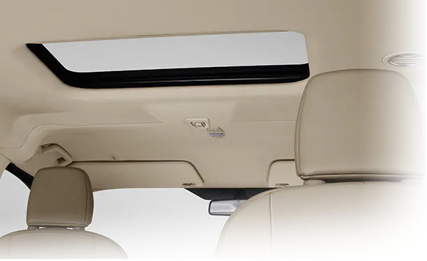 Cửa sổ trời Ford Tourneo mới