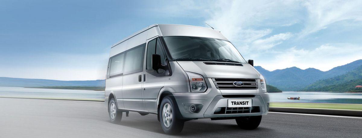 Ford Transit Mới